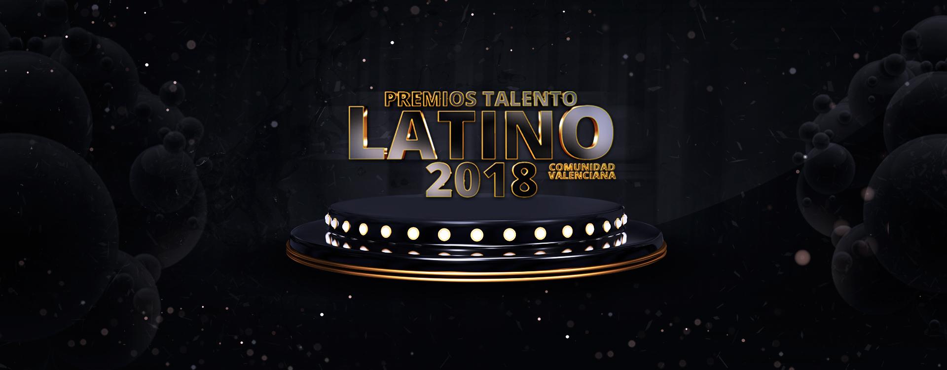 Premios Talento Latino 2018