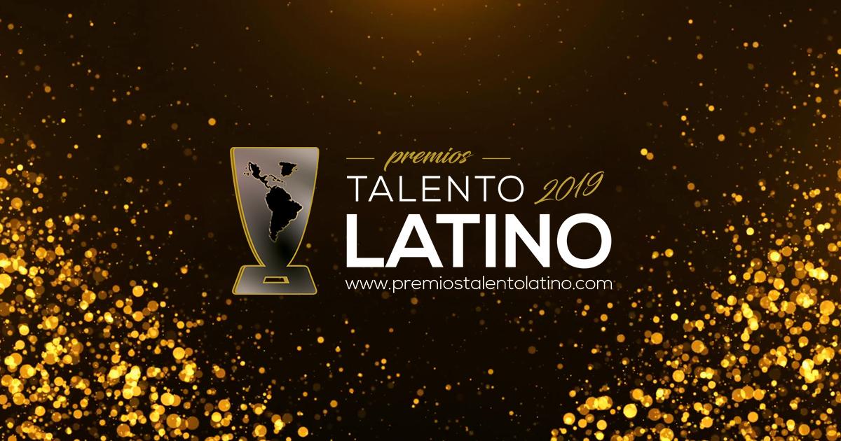 Premios Talento Latino 2019
